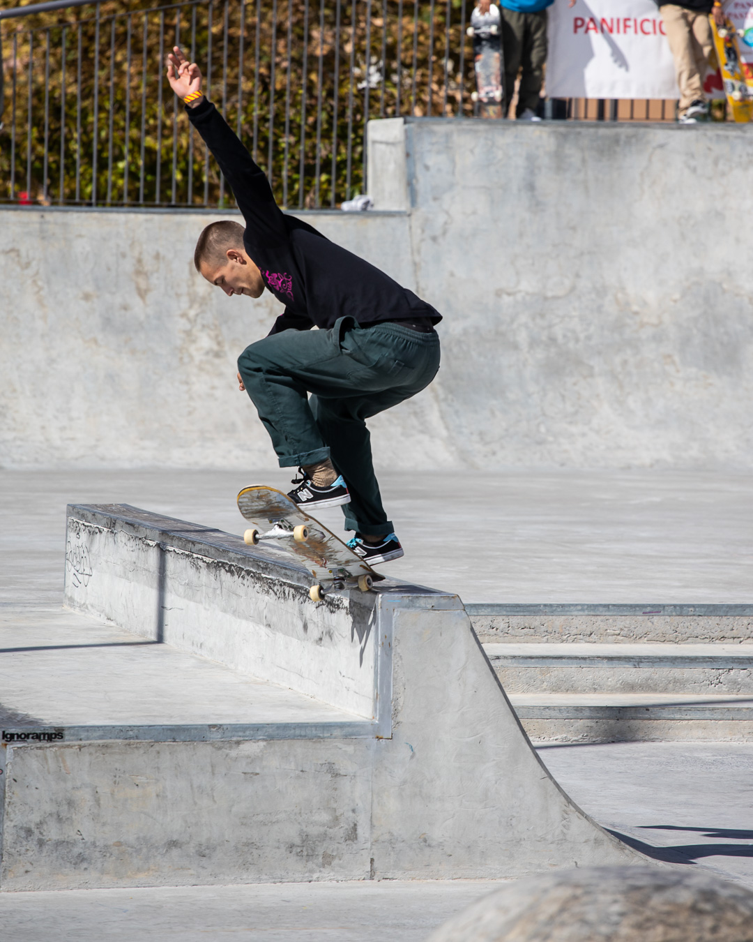 CIS Street 2020 - Jack Thompson fakie bs nosegrind - ph. Federico Romanello