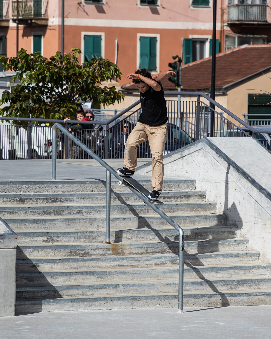 CIS Street 2020 - Luca Bonetti fs smith - ph. Federico Romanello